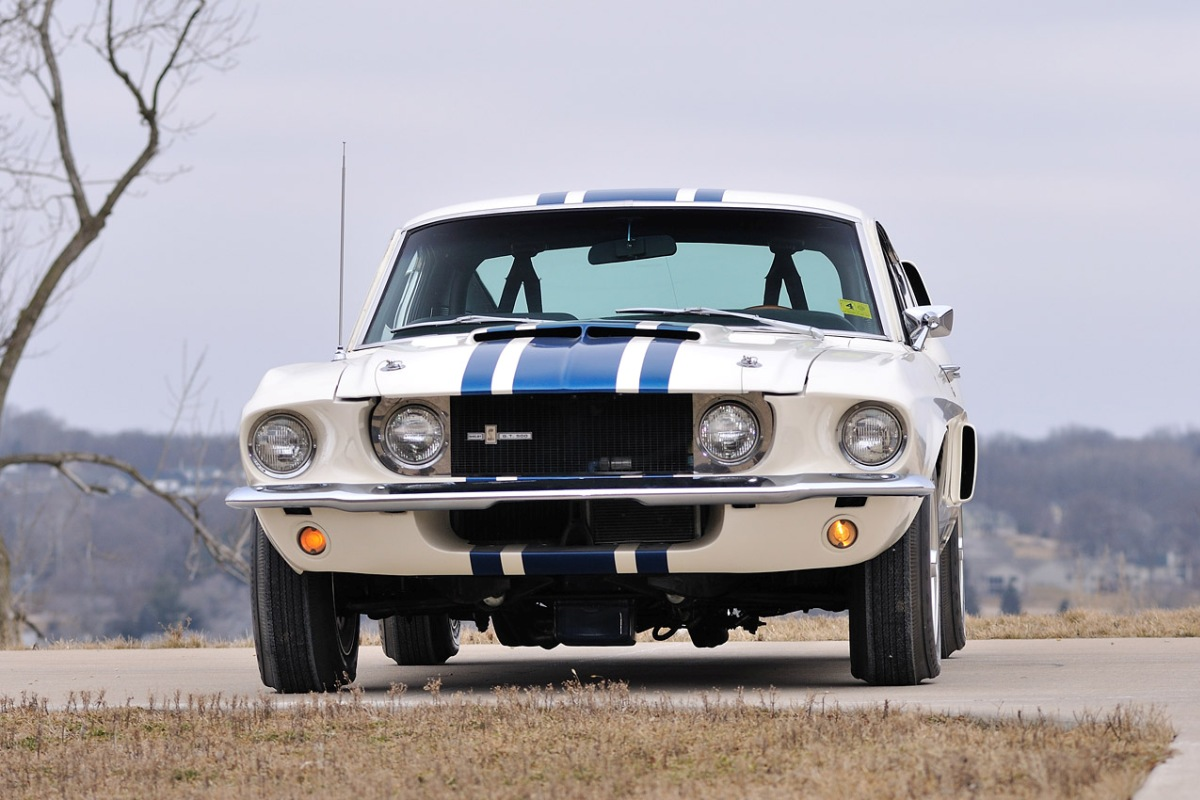 Ford Mustang Shelby GT500 Super Snake 1967