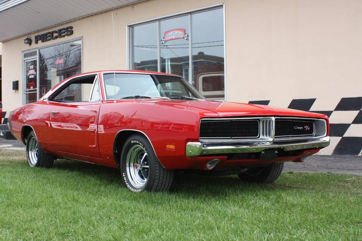 Dodge Charger Charger R/T 426 Hemi 1969