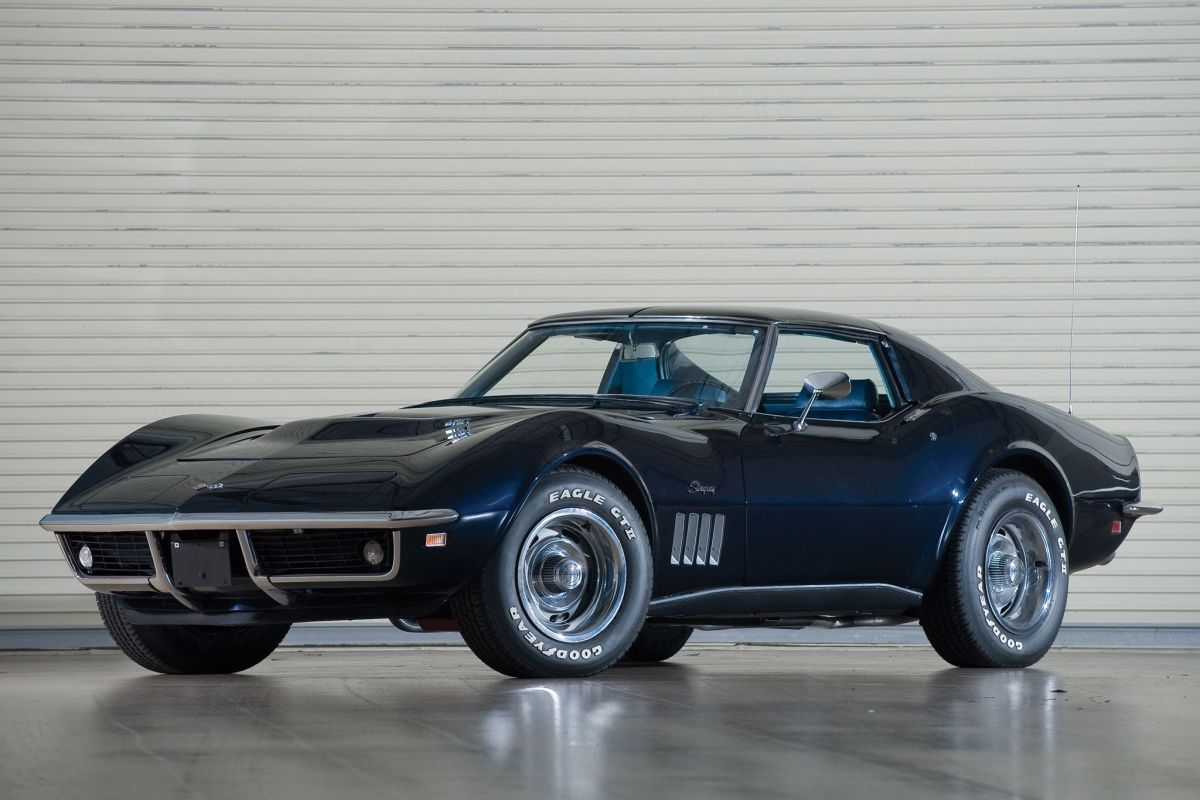 Chevrolet Corvette Stingray L88 427 Coupe (C3) 1969