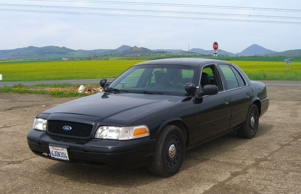 Ford Crown Victoria 1998