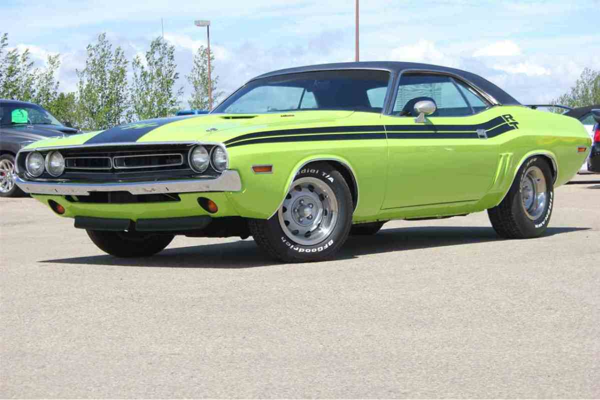 Dodge Challenger R/T 426 Hemi 1971