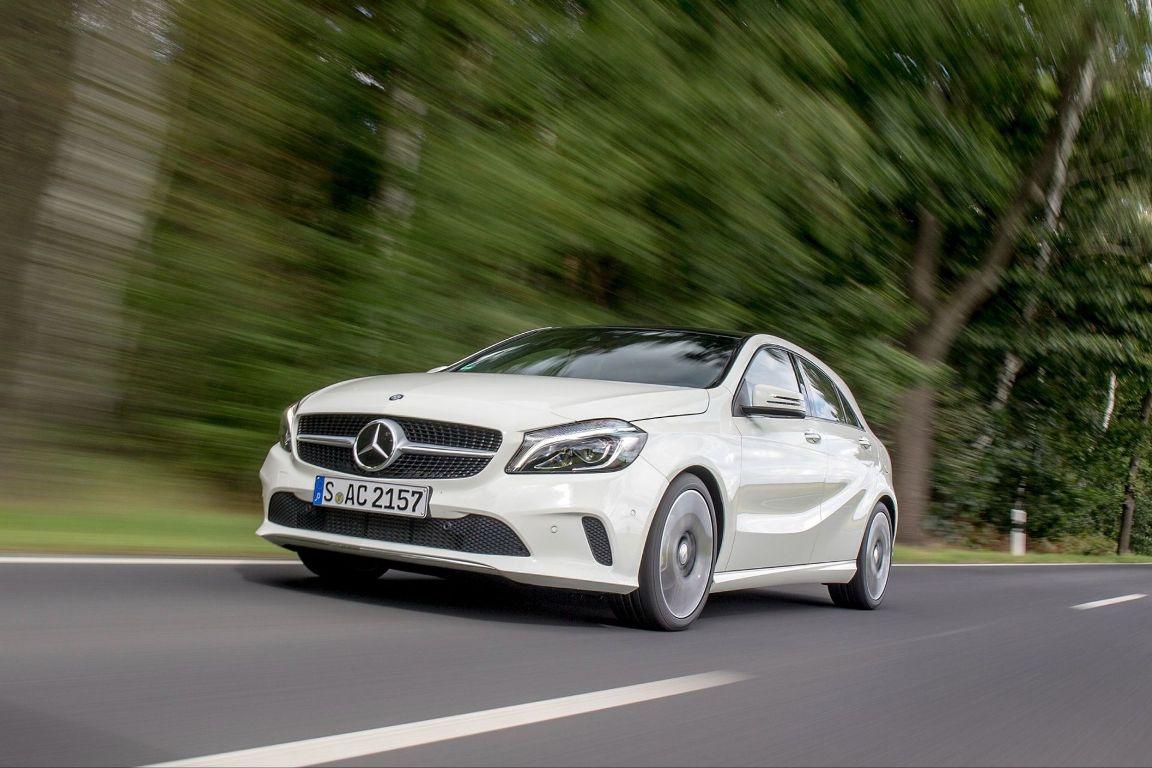 Mercedes-Benz A-Class 1.5 CDi