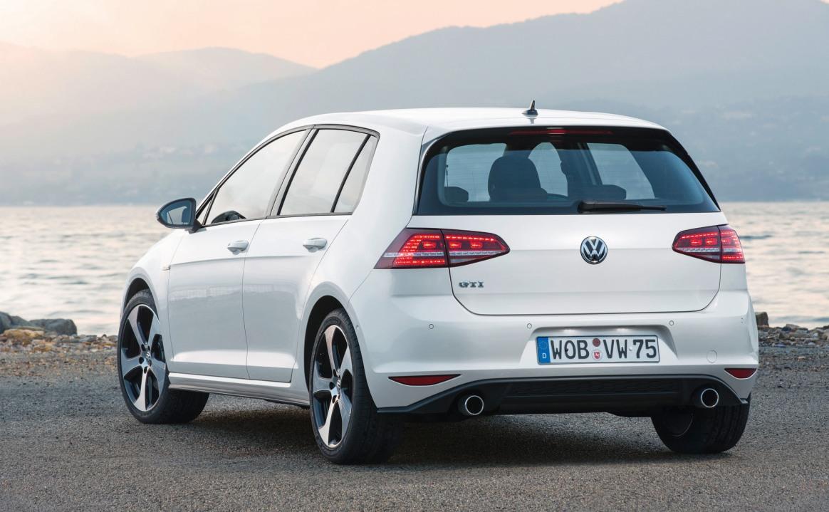 Яркий представитель хетчбэков - Volkswagen Golf