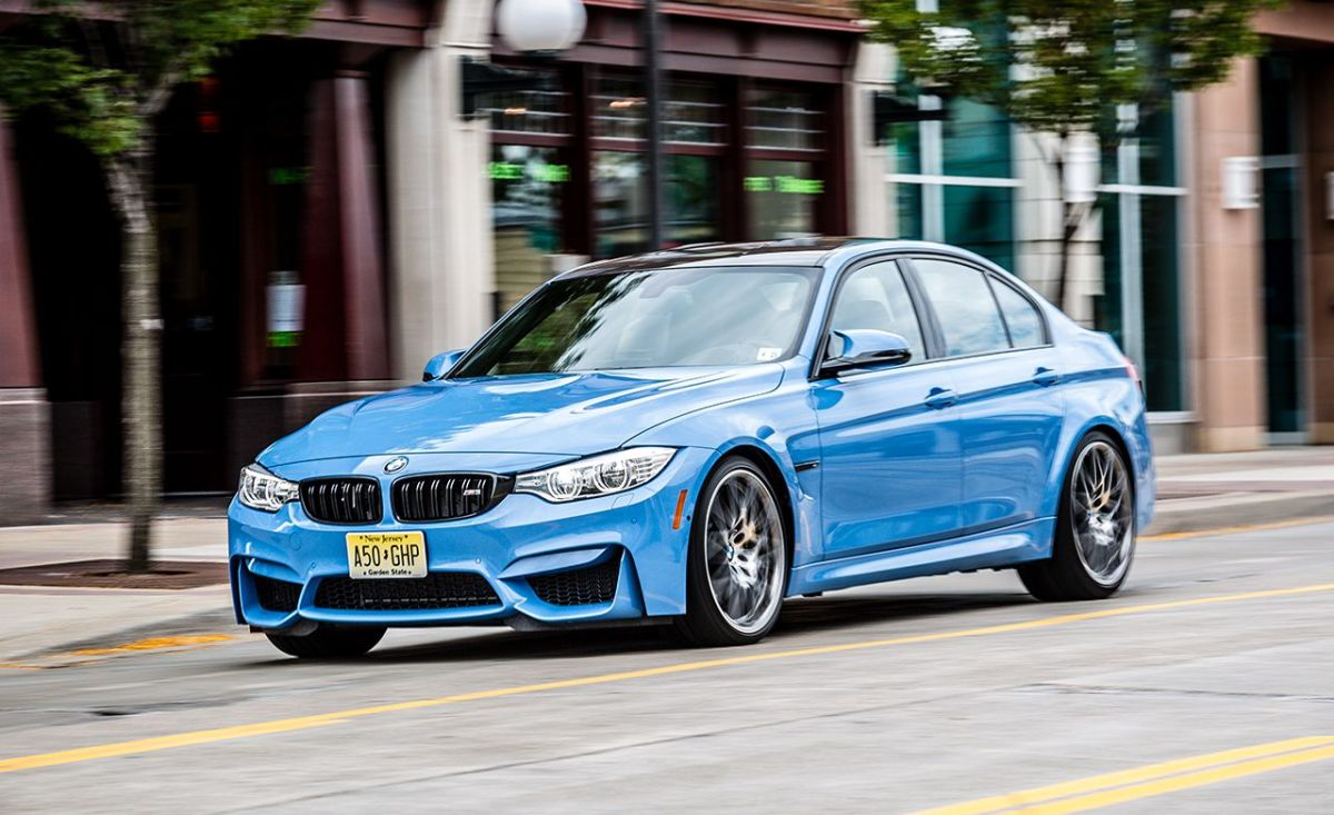 BMW M3 DKG XDrive