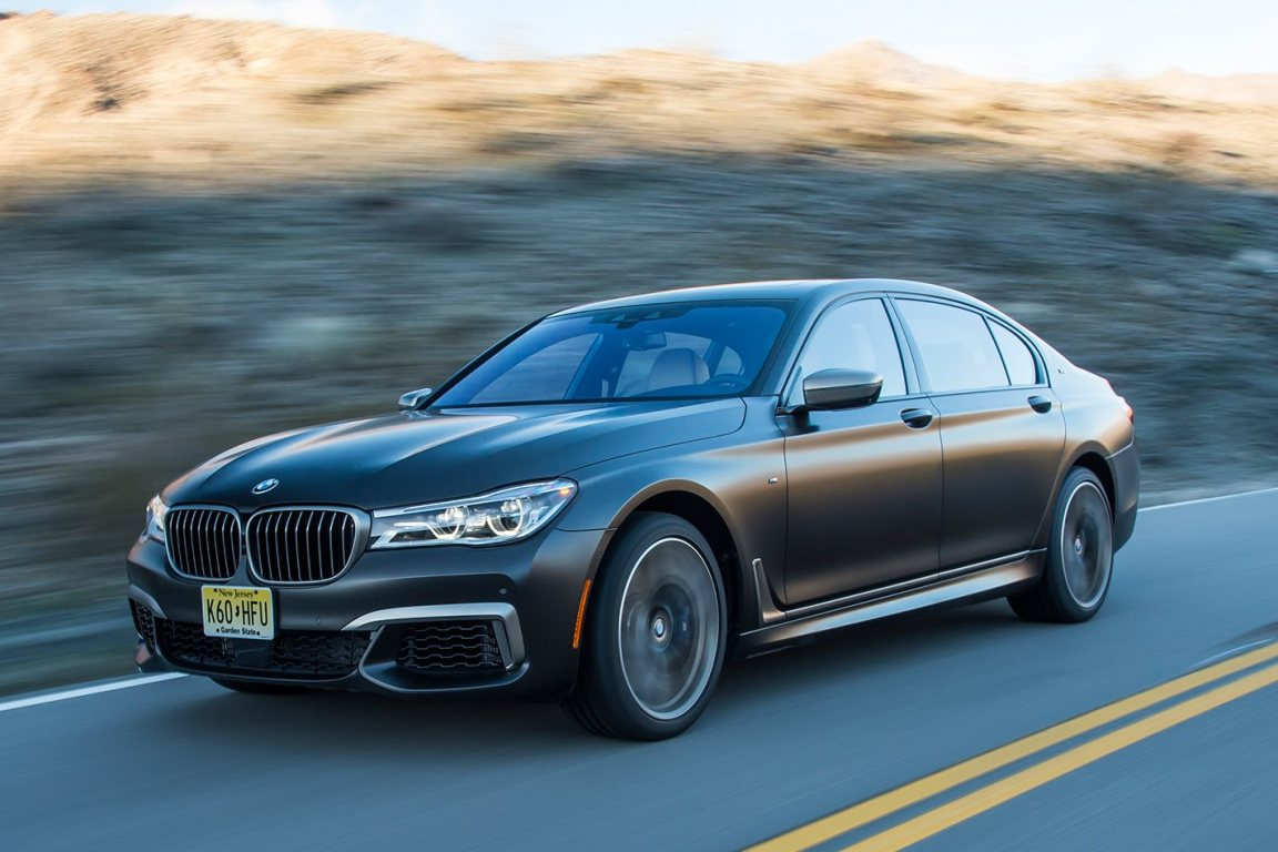 BMW M760il XDrive