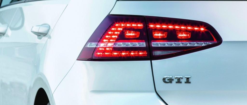 Самая мощная версия Volkswagen - GTI