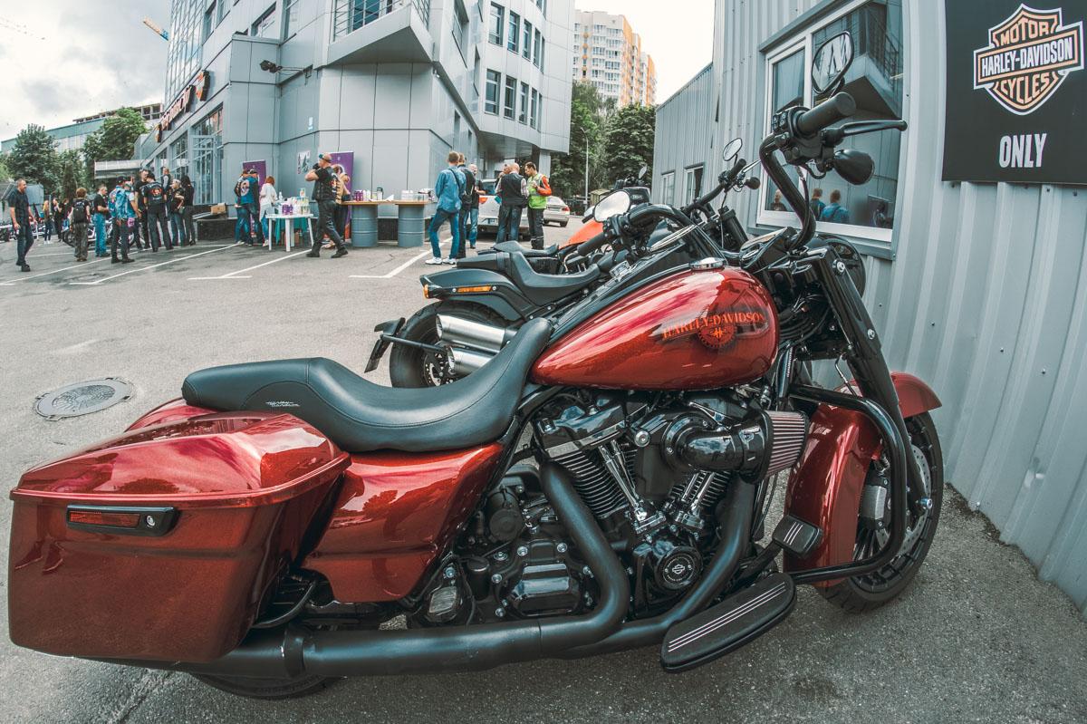 Harley-Davidson ONLY