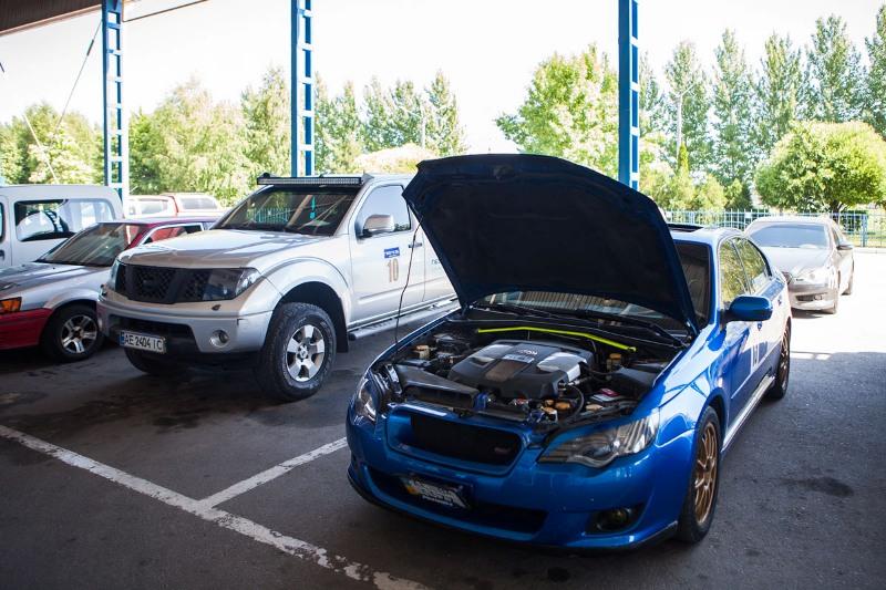 Subaru Legacy - стопятьсот лошадиных сил под капотом