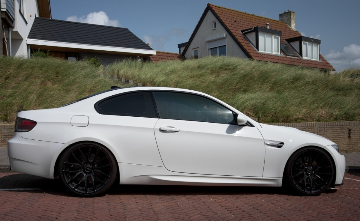Купе? Конечно же BMW M3