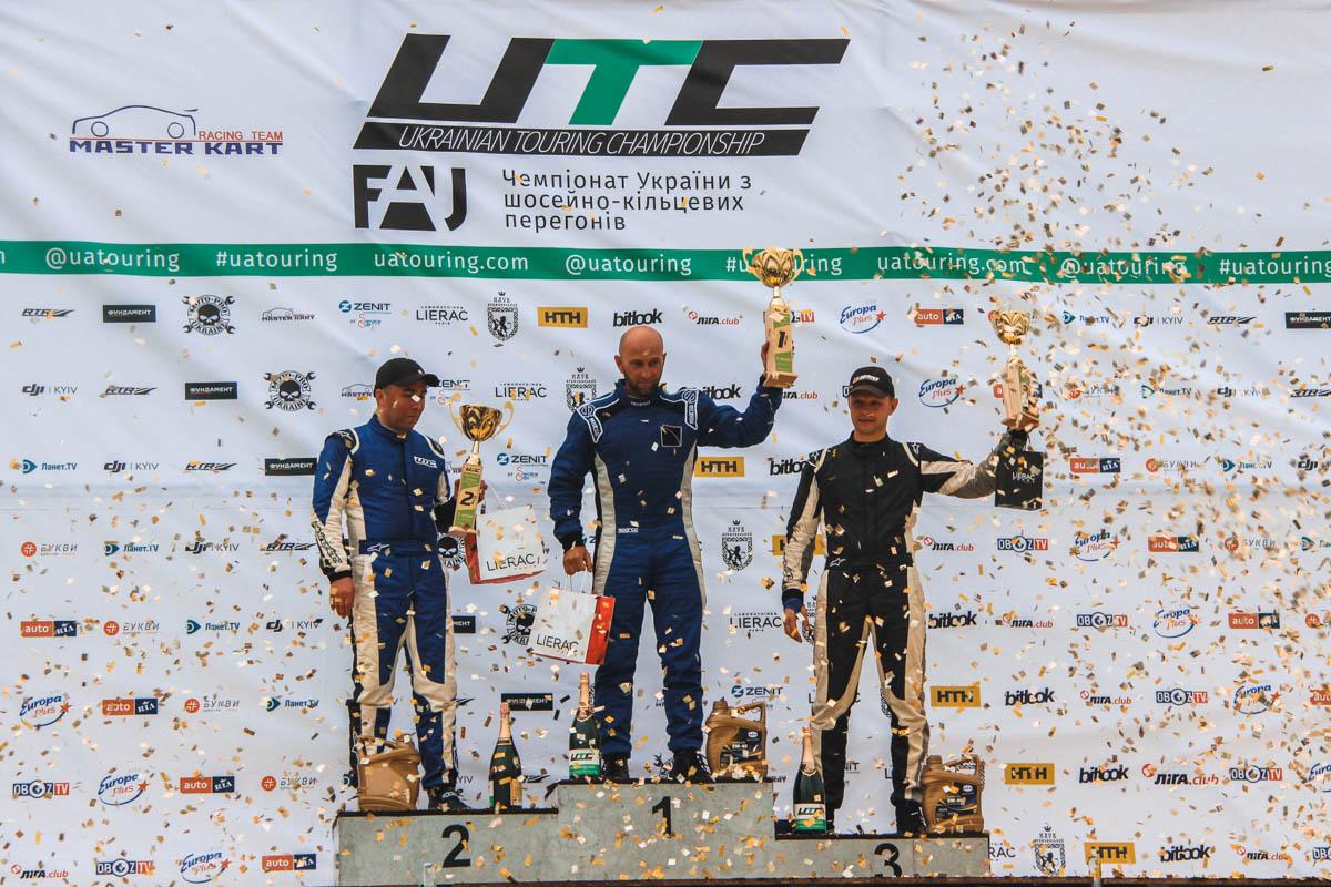 Первым пришелВладимир Апостолюк, вторым - Вадим Конончук и третьим - Владислав Синани.