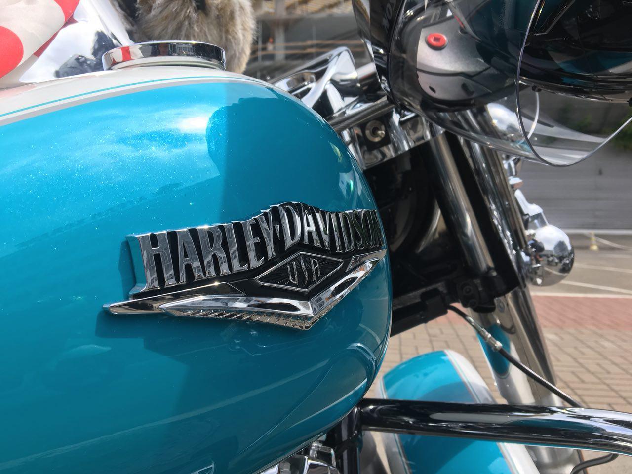 Harley-Davidson празднует свое 115-летие