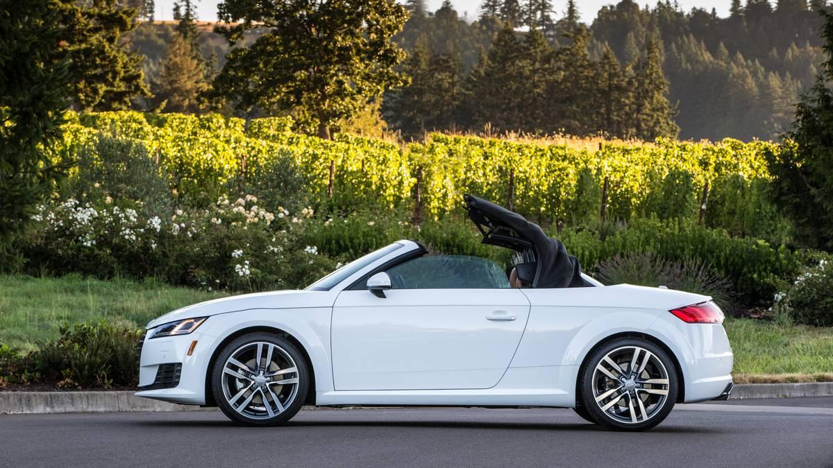 Кабриолет от Audi