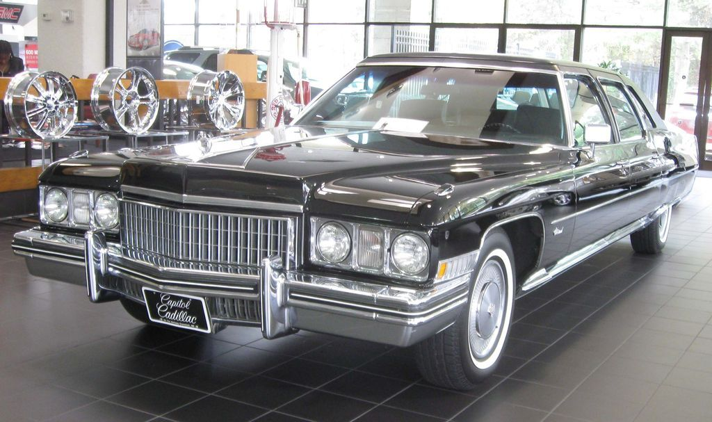 Cadillac Fleetwood Seventy-Five Sedan