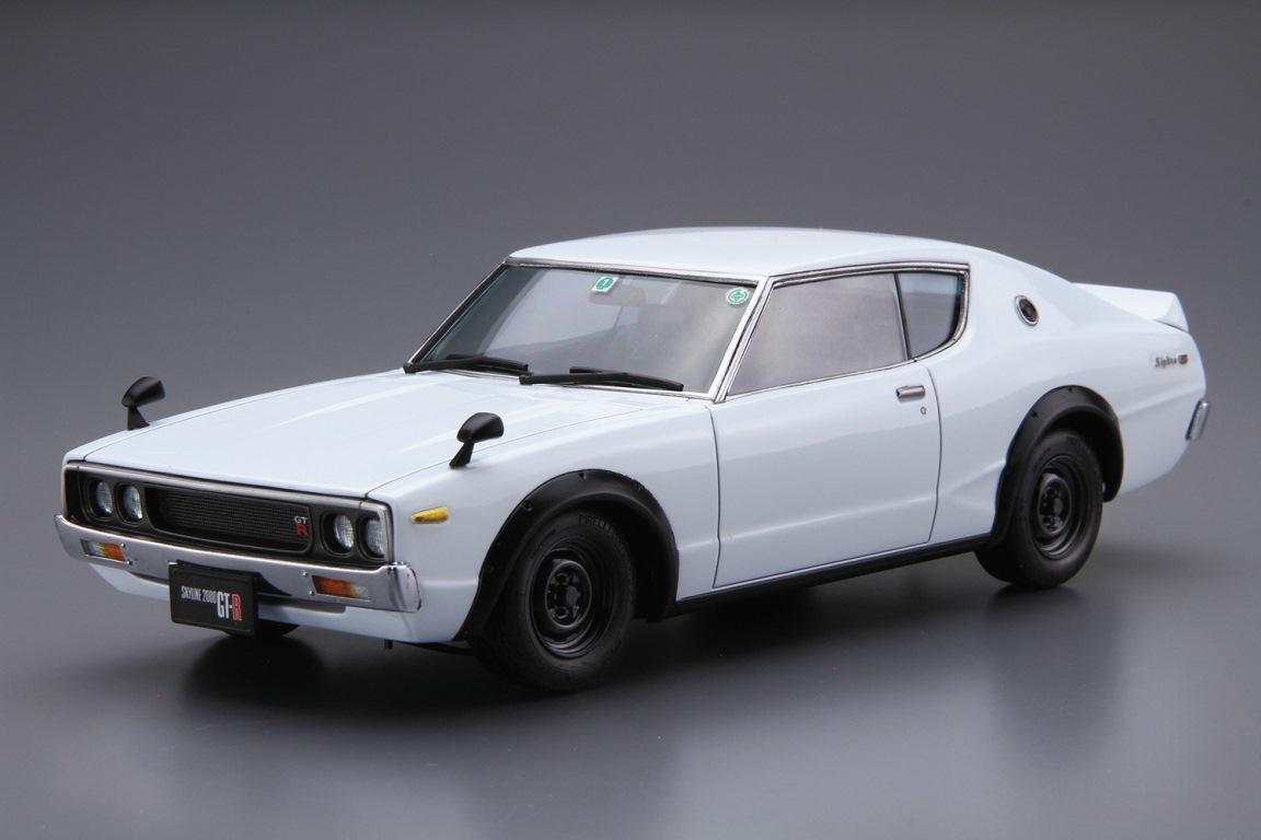 Неудачная модель Skyline GT-R