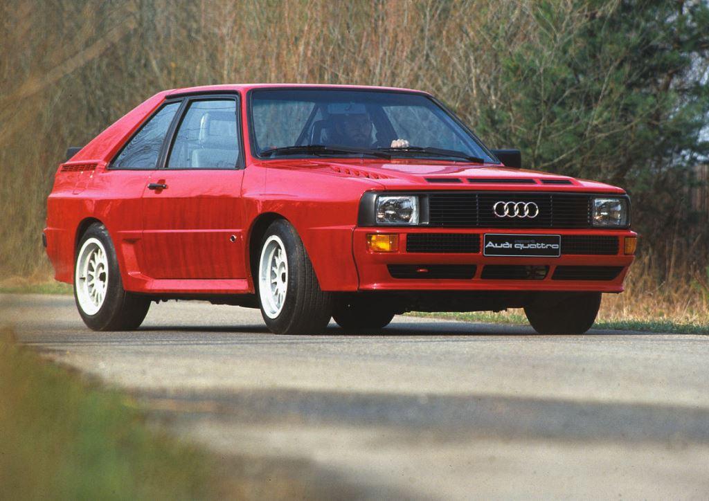 Audi 80 Coupe Quattro