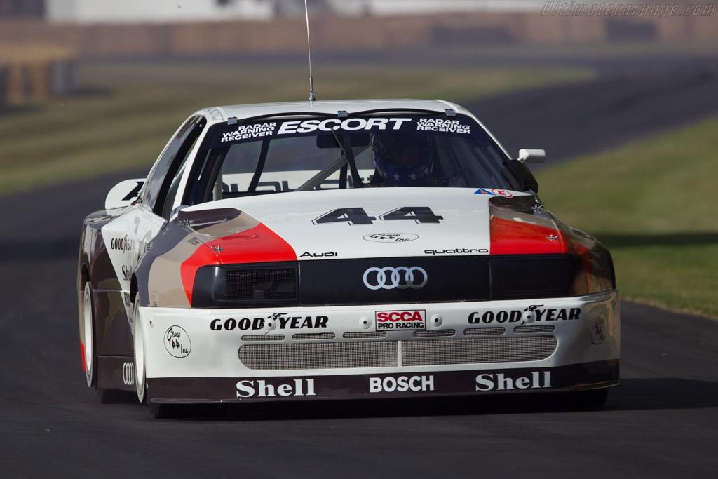 Audi 200 Quattro с двигателями в 530 л.с.