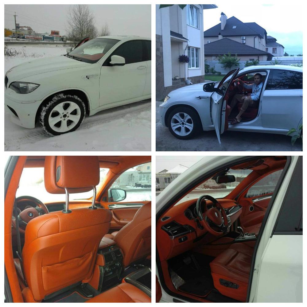 BMW X6 Андре Тана