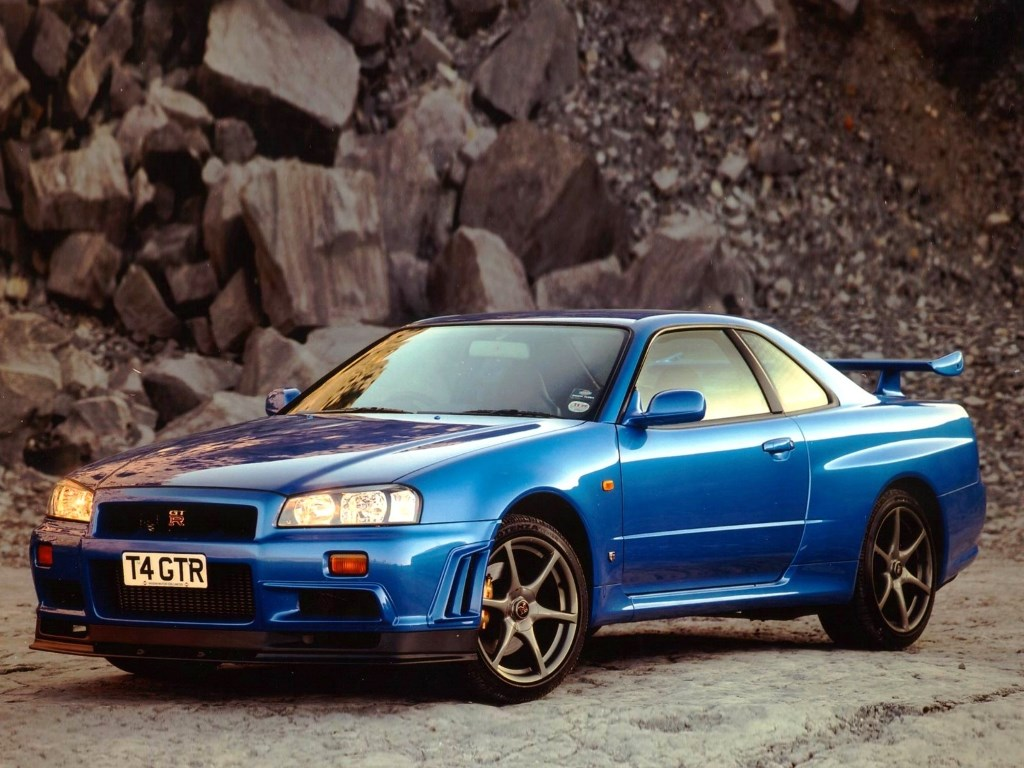 Последний из Nissan Skyline GT-R