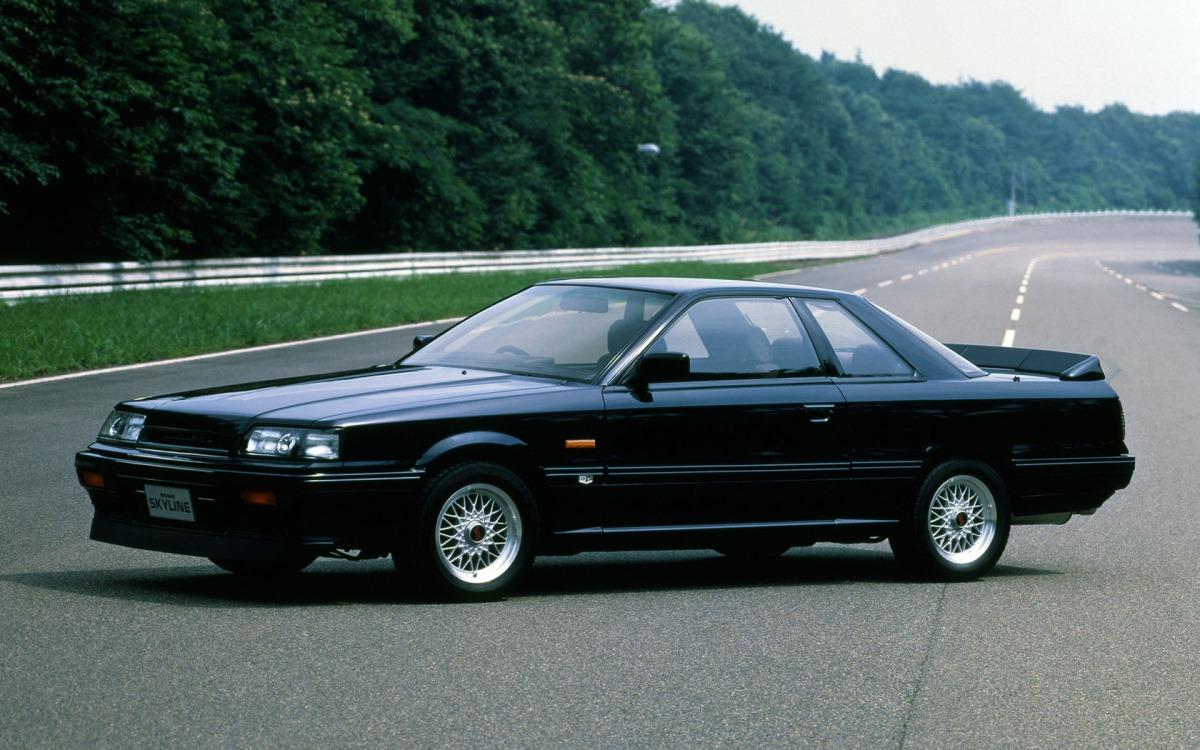 Nissan Skyline GTS-R R31 - предшественник Nissan Skyline GT-R