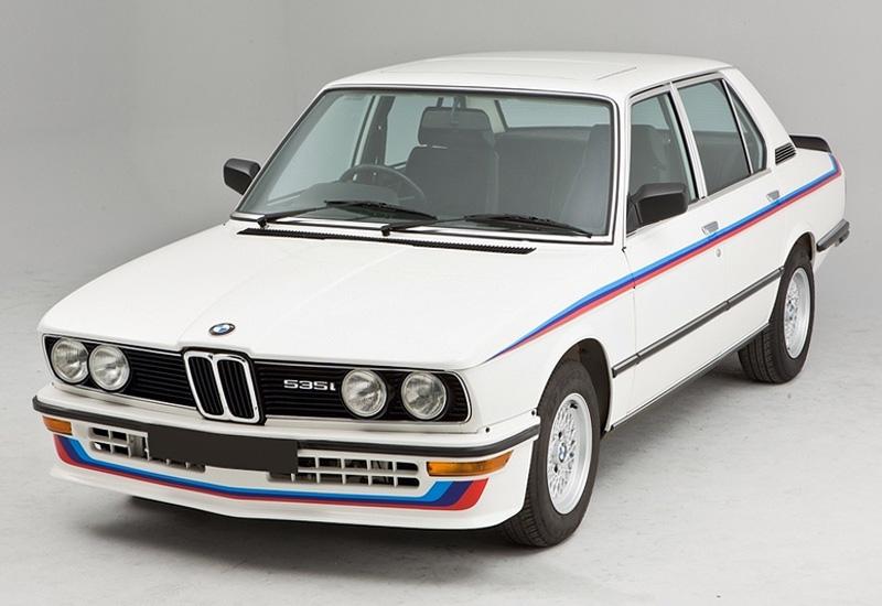 BMW M535i E12