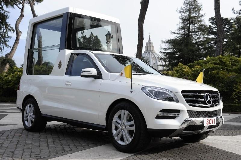Уникальный Mercedes-Benz ML