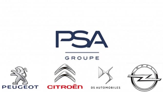 Концерн Groupe PSA