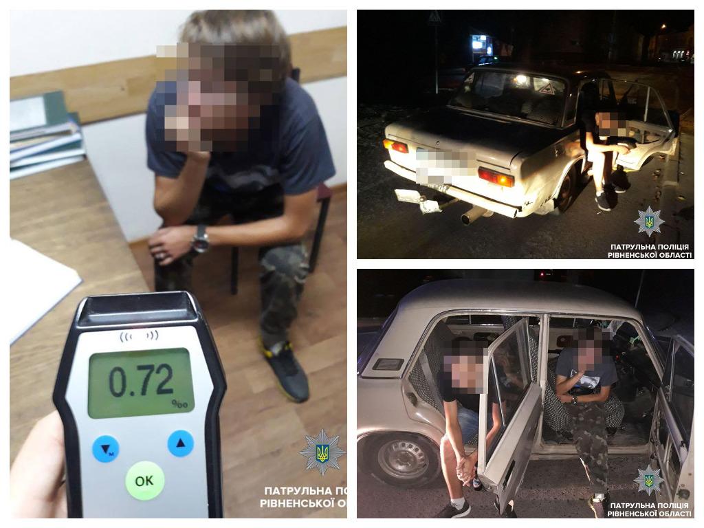 В Ровно водитель ВАЗ сбил девушку-пешехода