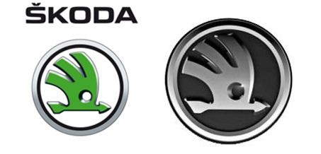 2011. Слева логотип кампании, справа - устанавливаемый на автомобили