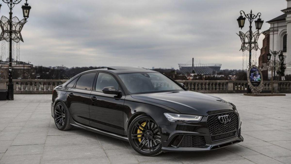 Audi RS6 C7 седан