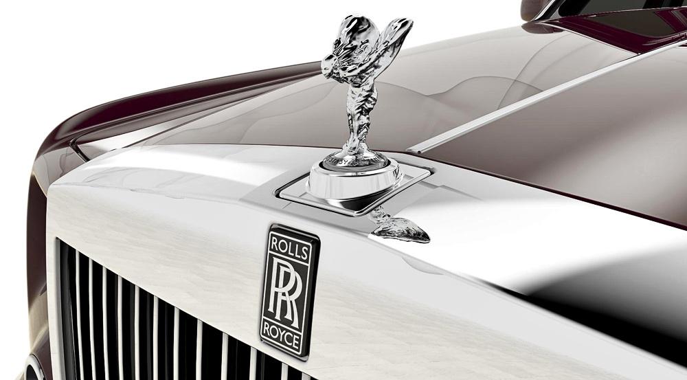 Логотип и символ компании RollsRoyce