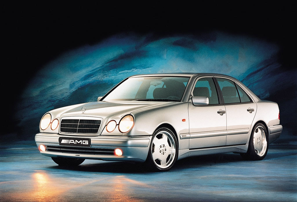 Mercedes-Benz AMG W210
