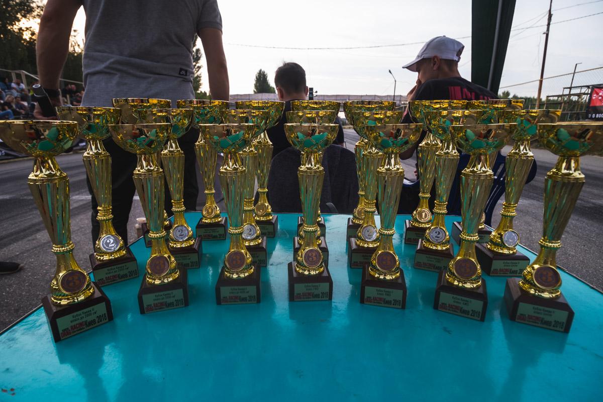 Награды ждут своих победителей