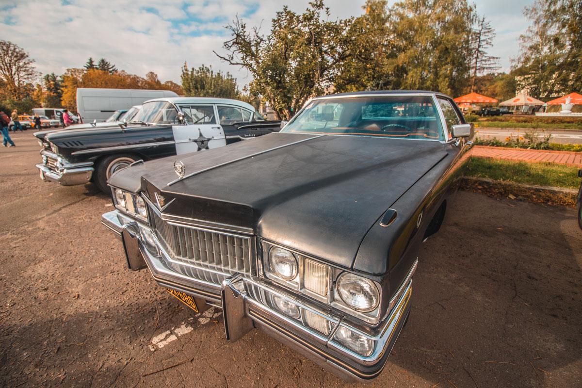 Что за выставка без Buick