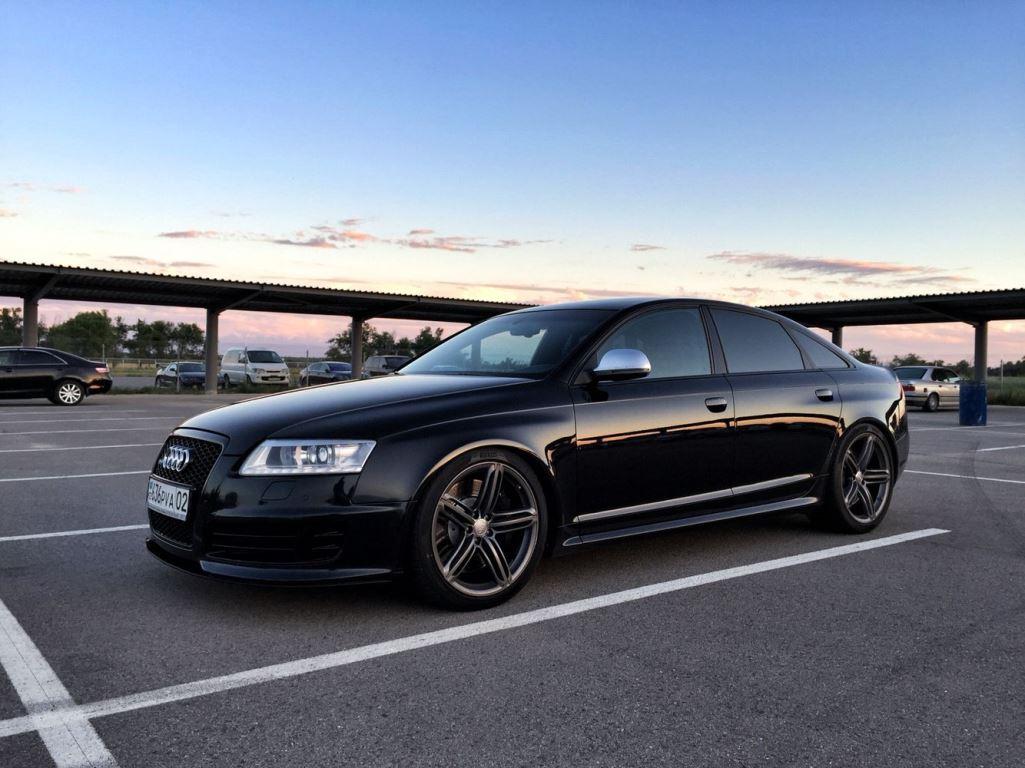 Audi RS6 C6 седан