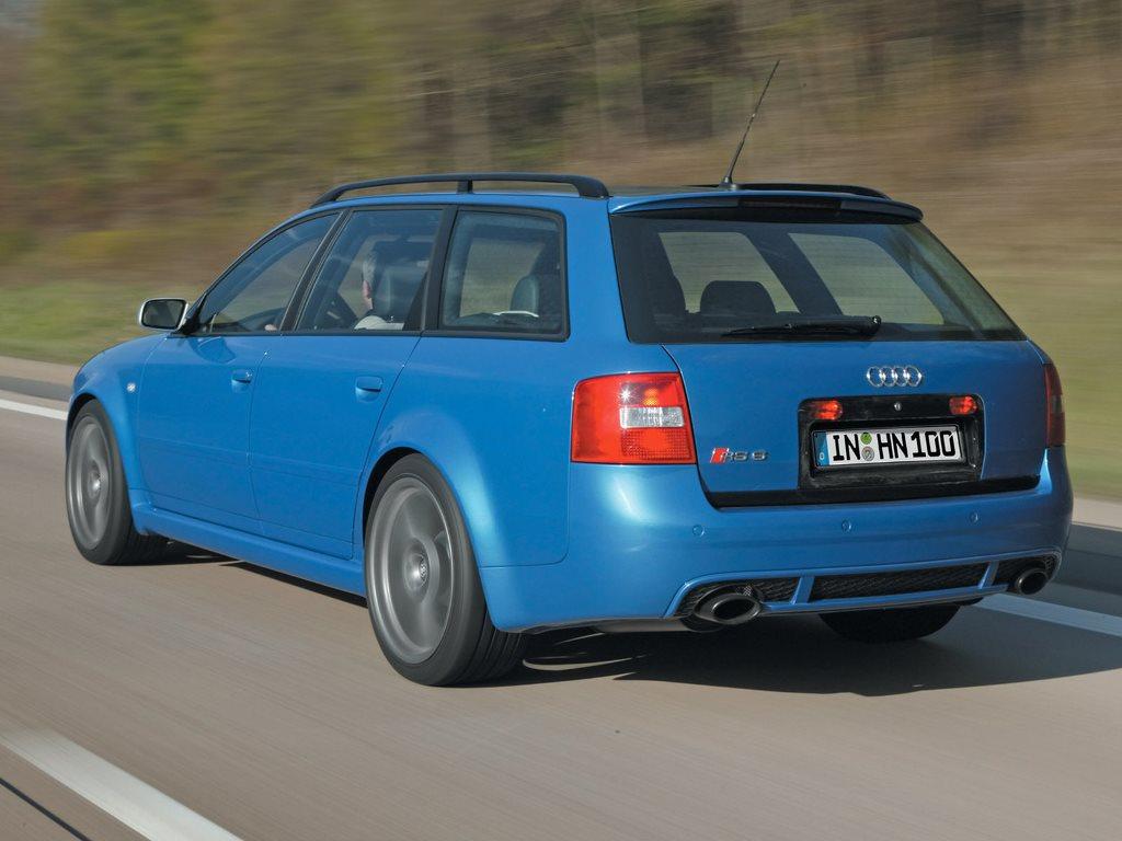 Audi RS6 C5 универсал