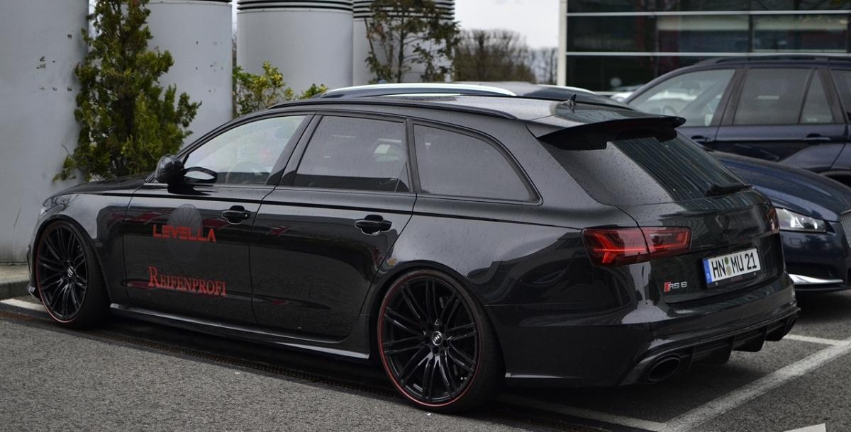 Audi RS6 C7 универсал