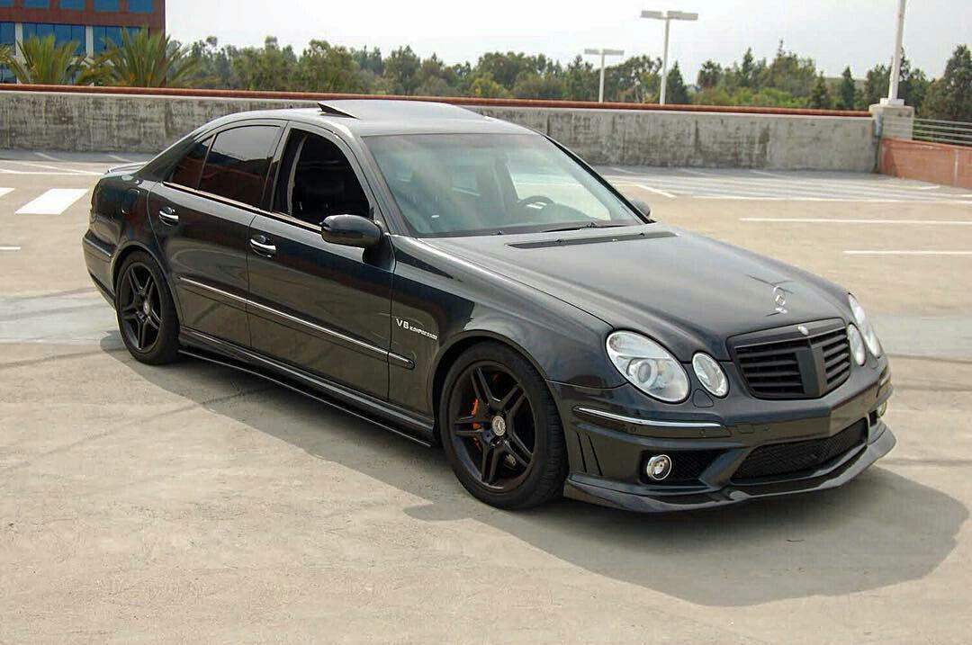 Mercedes-Benz AMG W211
