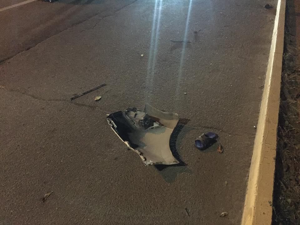 Предварительно, само ДТП случилось не на пешеходном