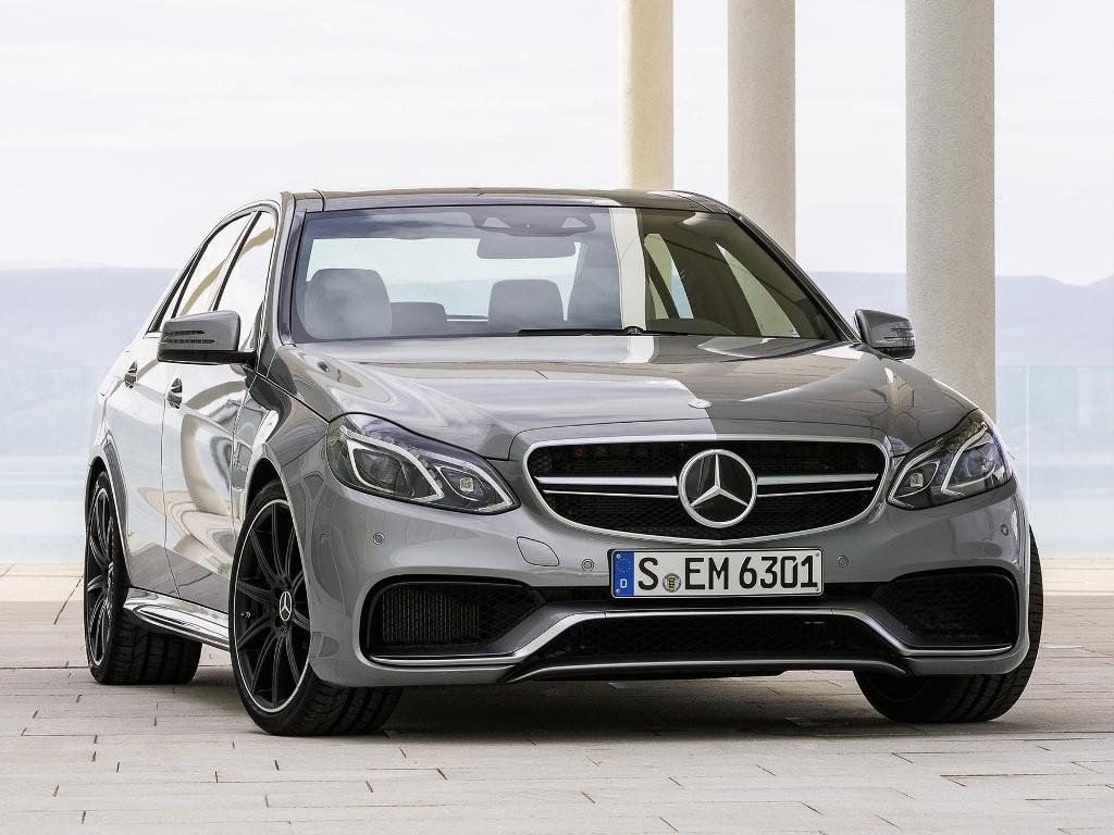 Mercedes-Benz E63 AMG/S (2013—2016)