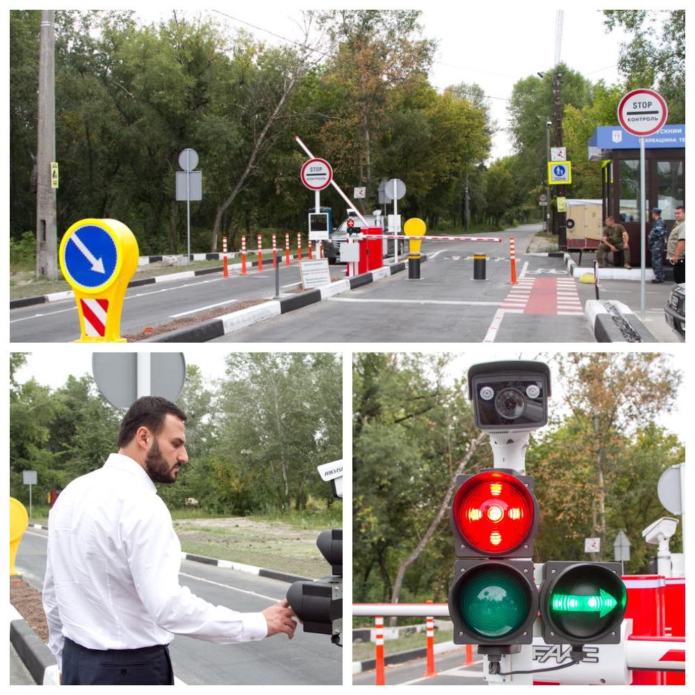 Автоматическая система идентификации автомобильных знаков на Трухановом острове