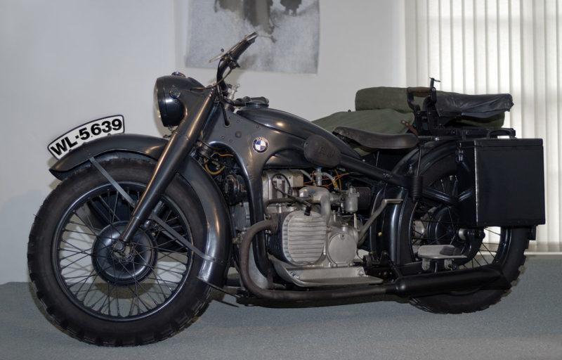 Военная модификация BMW R-12
