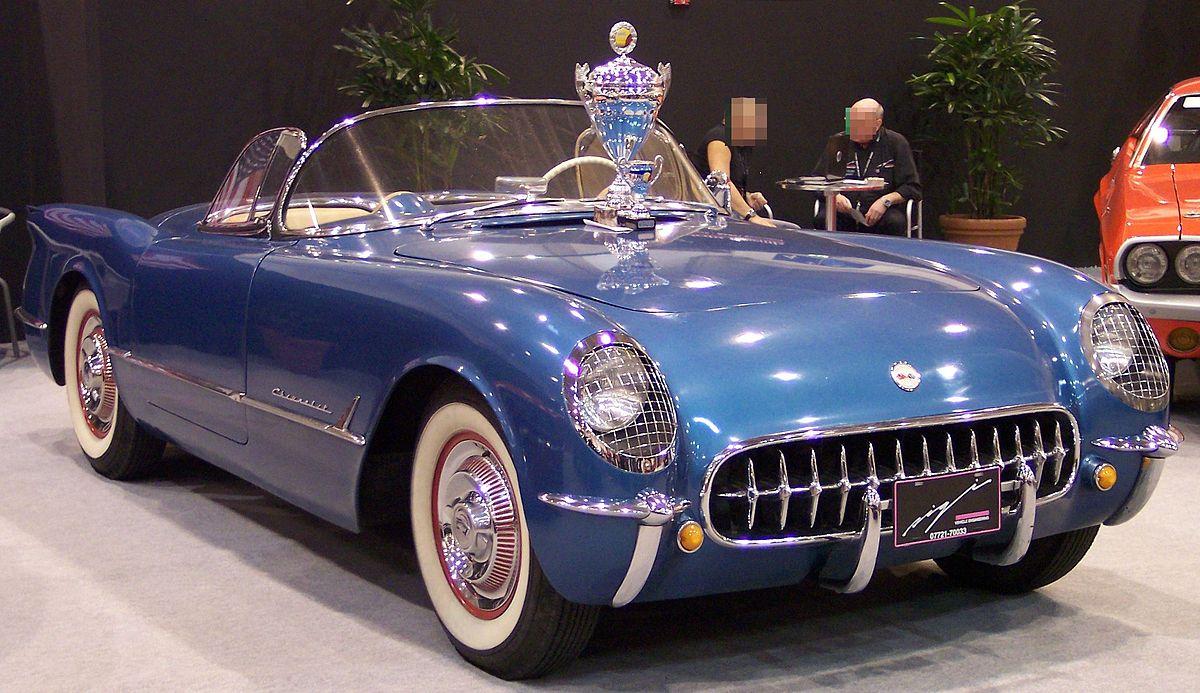 Chevrolet Corvette C1 (1953)