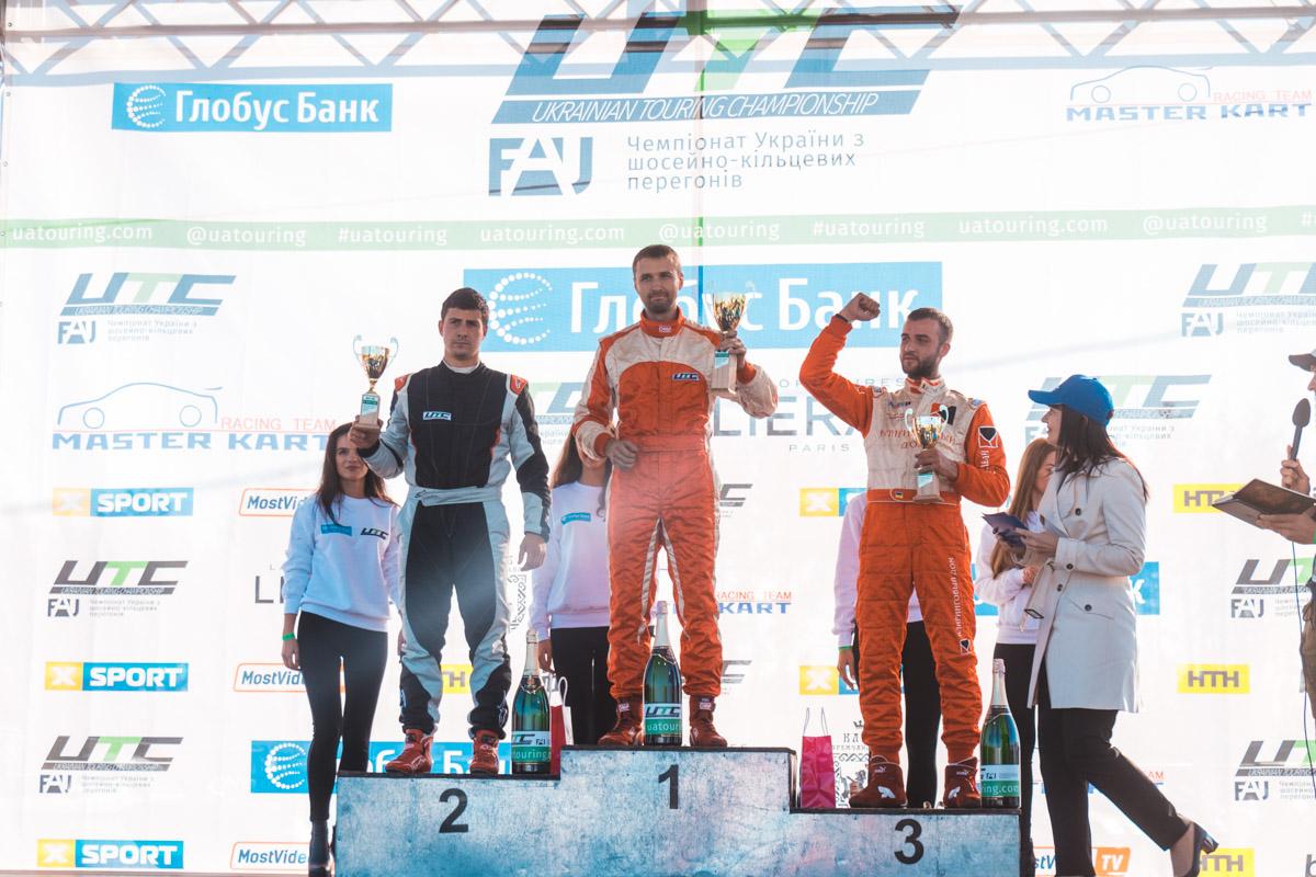 Победители в категории GT Open