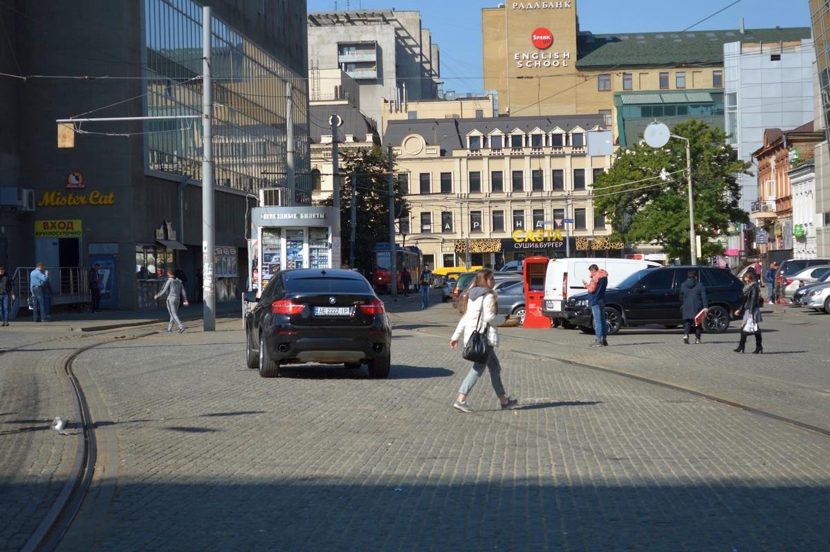 Люди обойдут, трамваи объедут