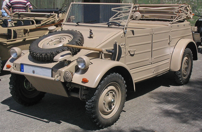 Самый массовый штабной автомобиль