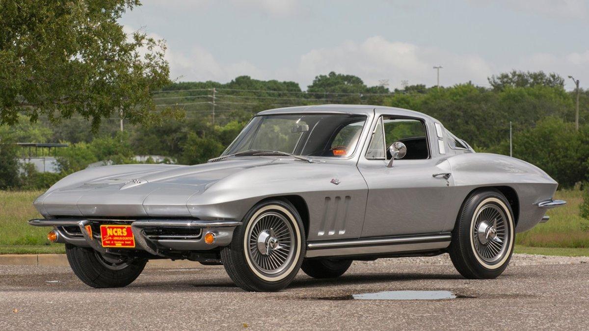 Chevrolet Corvette C2 (1963)