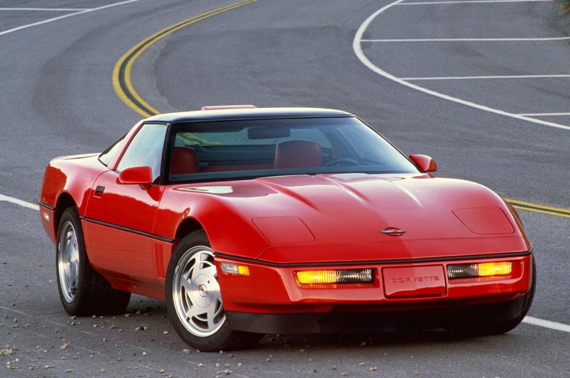 Chevrolet Corvette C4 (1983)
