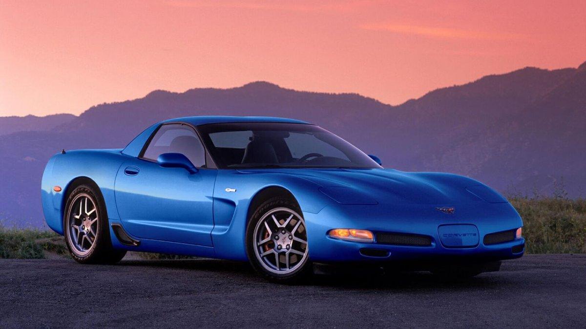Chevrolet Corvette C5 (1997)