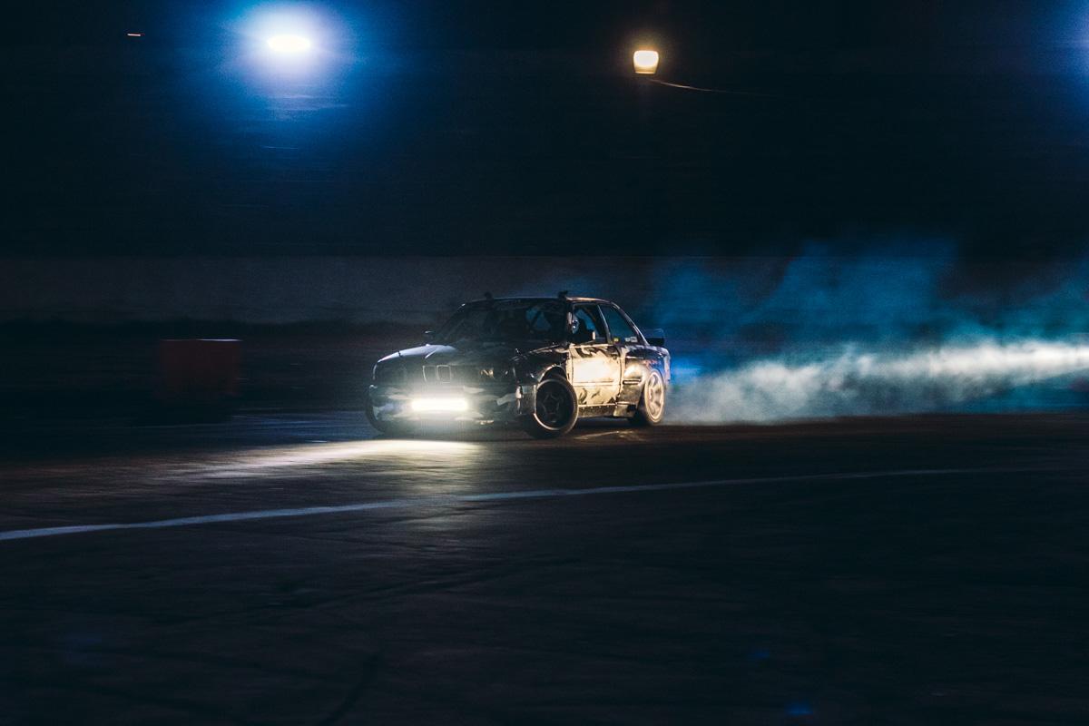 Очередная BMW E30