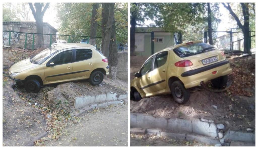Столичный гений парковки